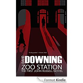 Zoo Station (John Russell World War II Spy Thriller #1)