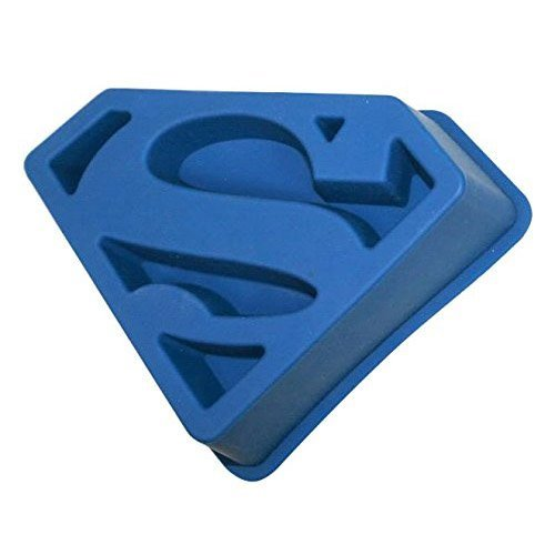 DC Comics, Stampo in Silicone, Logo Superman
