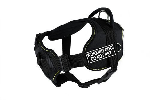 dean-tyler-dt-fun-ch-wrkdnp-yt-l-fun-dog-harness-with-padded-chest-piece-working-dog-do-not-pet-larg