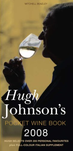 Hugh Johnson's Pocket Wine Book 2008: 31st Edition by Hugh Johnson
