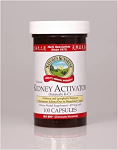 Nature S Sunshine Kidney Activator Reviews