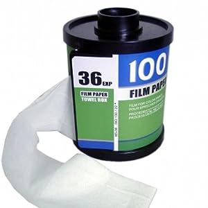 Camera Film Roll Novelty Toilet Paper Holder