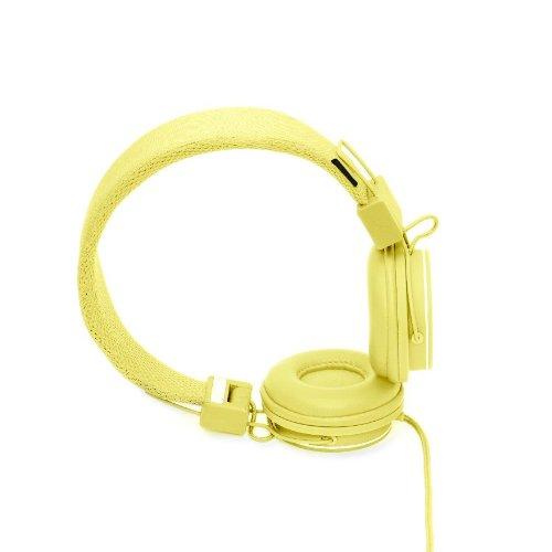 Urbanears?????????? The Plattan Headphones ?Canary?の写真02。おしゃれなヘッドホンをおすすめ-HEADMAN(ヘッドマン)-