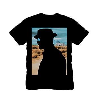 Breaking Bad - Photo Profile with RV - T-Shirt (Medium)