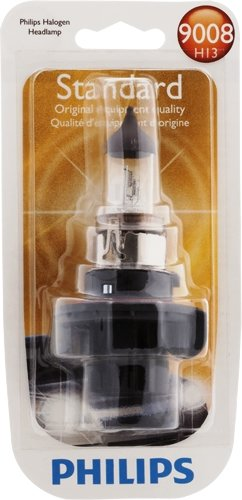 Philips 9008 Standard Replacement Bulb, (Pack of 1)
