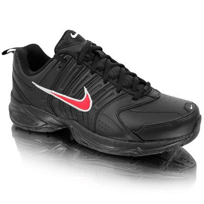 Nike T-Lite 9 Leather Cross Training Shoes - 10.5