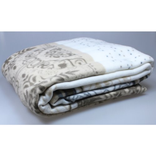 Sofa Fleece Kuscheldecke mit Reissverschluss Decke K?rperdecke Art.: 1587286