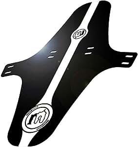 Mucky Nutz Face Frnt Fender XL - Black/White