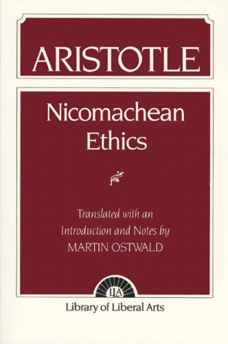 Aristotles essay ethics good happy highest life nicomachean