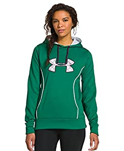 Under Armour Women's UA Storm Caliber Big Logo Hoodie Extra Large Persain