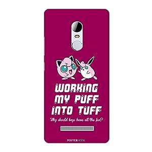 PosterHook Powerpuff Girls Funny Xiaomi Redmi Note 3 Designer Case