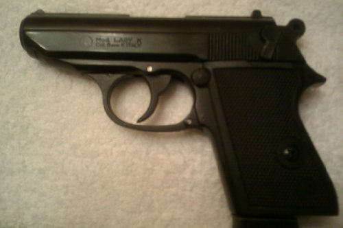 Guns - Blank Firing German Replica Starter Pistol