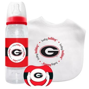 Baby Fanatic Gift Set -Georgia, University of