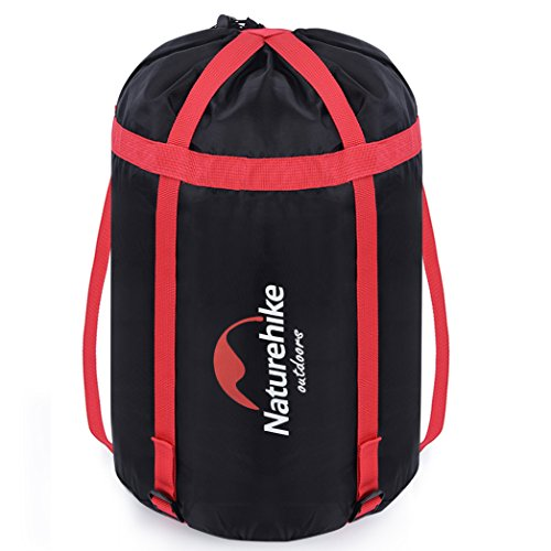 Uarter-Waterproof-Compression-Sack-Sleeping-Bag-Pack-Storage-Bags-for-Camping-Black