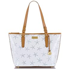Medium Asher Tote<br>Atlantic Silver