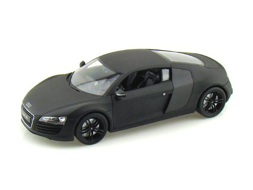 Audi R8 Matt Black 1/24 (Audi R8 Model Car compare prices)