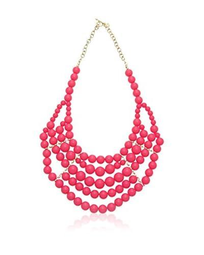 Lipsy Jewellery Collar Beaded Bib