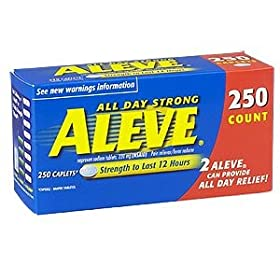 Naproxen And Aleve Together