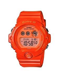 Casio Damen-Armbanduhr XL Baby-G Digital Quarz Resin BG-6902-4BER