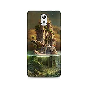 Mobicture House Premium Printed Case For Lenovo Vibe P1M