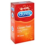 Durex Close Feel Condoms 10 Pack