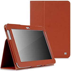 CaseCrown Bold Standby Case (Orange) for Samsung Galaxy Note 10.1 (2012 Edition); NOT compatible with Galaxy Note 10.1 (2014 Edition)