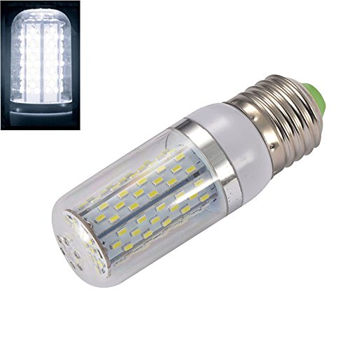 Ljy E27 6W 3014Smd 120-Led 480-520 Lumens White Light Corn Lamp Bulb Ac 85-265V