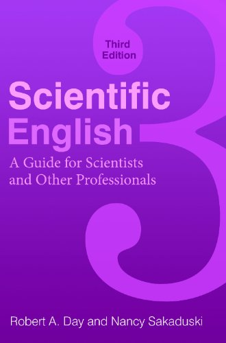 Scientific English: A Guide for Scientists and Other...