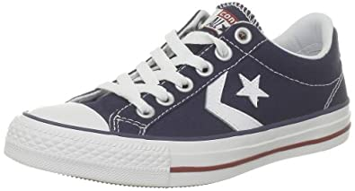 Converse Star Player Ev Ox Trainers Blue 3 Child UK