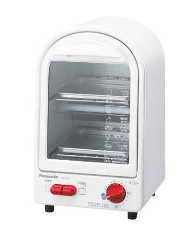 パナソニック オーブントースター ホワイト NT-Y12P-W