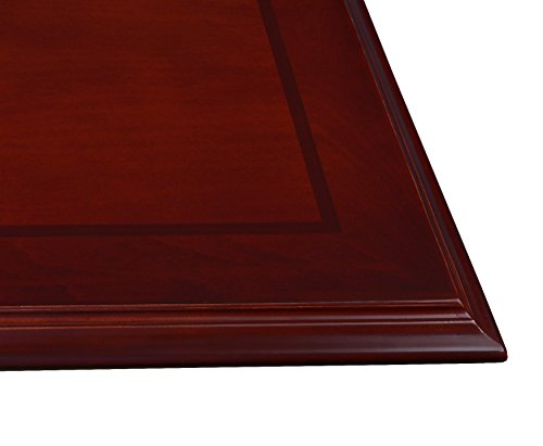 Regency prestige 120 inch by 48 inch conference table with for 120 inch table