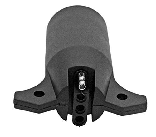 Trailer Adapter Plug Converter From 7 Pin Plug To 4 Pin Plug
