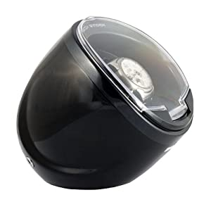 Time Tutelary Automatic Watch Winder - Black