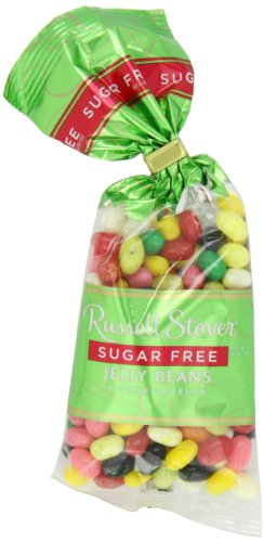 Russell Stover Sugar Free Jelly Beans, 7-Ounce Bags (Pack of 4) (Jelly Sugar compare prices)