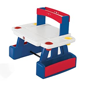 Amazon Com Step2 Creative Projects Table Toys Amp Games