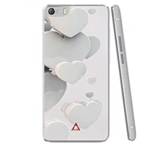 a AND b Designer Printed Mobile Back Case / Back Cover For Micromax Canvas Fire 4 A107 (MIC_A107_3564)