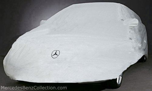 Mercedes benz genuine oem factory car cover for all 2008 for Mercedes benz car cover oem