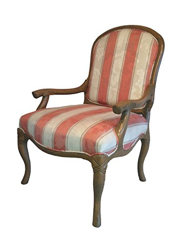 French Style Armchairs 8654