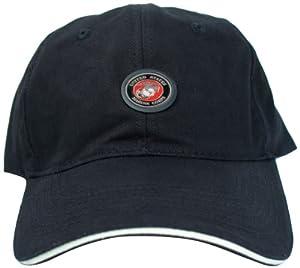 CMC Golf Marine Corps Cap, Black