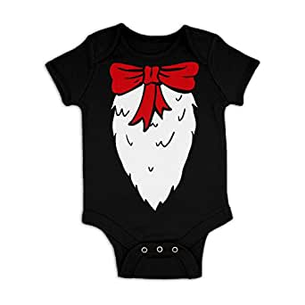 Cat In The Hat Costume Baby Grow