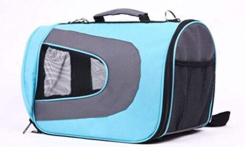 Mr-Peanuts-Airline-Approved-Soft-Sided-Pet-Carrier-Two-Tone-Luxury-Travel-Tote-with-Fleece-Bedding-Safety-Lock-Under-Seat-Collapsibility-Perfect-for-Cats-and-Small-Dogs