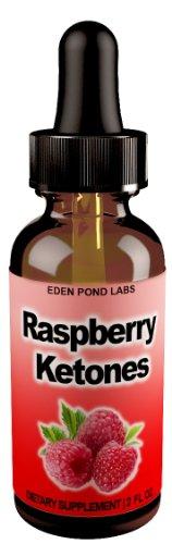 Raspberry Ketones Liquid Diet Drops, Best Fat Burner Weight Loss that works! 2 fl oz.