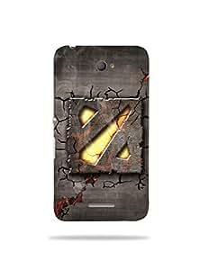 alDivo Premium Quality Printed Mobile Back Cover For Sony Xperia E4 Dual / Sony Xperia E4 Dual Printed Mobile Case / Back Cover (MKD036)
