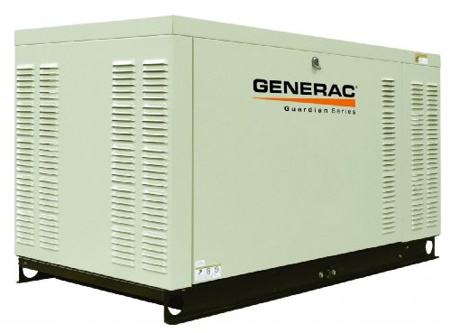 Generac Qt03015Gnsx 30 Kw Liquid-Cooled Automatic 3-Phase Standby Generator, 3,600 Rpm, 120/208V (Discontinued By Manufacturer)