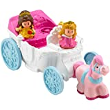 Fisher-Price Little People Multi Princess Coach