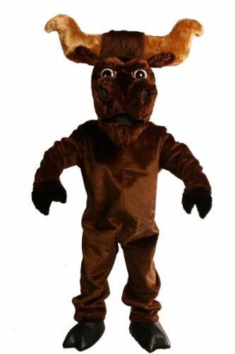 [ALINCO Longhorn Mascot Costume] (Alinco Costumes)