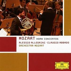 Mozart Horn Concertos from Decca (UMO)