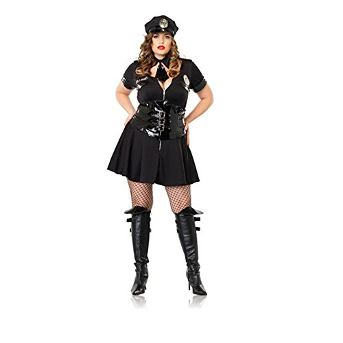Morris Costumes Officer 1X/2X