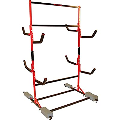Malone Auto Racks FS 6 Kayak Storage Rack System