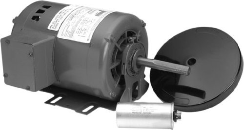 Liebert - Condenser Motor (B-095D) 3/4Hp, 1100 Rpm, 208-230/460 Volts Ao Smith #C663